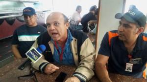 (Video) José Bodas de Futpv rechaza aberración de actual sindicato