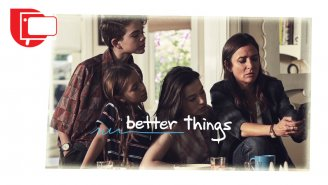 Better Things, solo las mujeres sangran