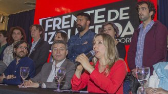 Myriam Bregman Conferencia de prensa - YouTube