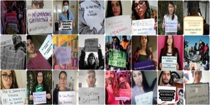 Más de 300 estudiantes y docentes terciarios de CABA contra el desalojo de Guernica