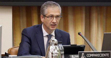 El Banco de España prevé una contracción muy severa del PIB