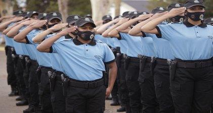 """La policía de Chubut: Modelo de mano dura y doctrina """"Chocobar"""""""