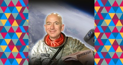 Jeff Bezos al espacio: el sueño del rico   Video de #TodoUnTema