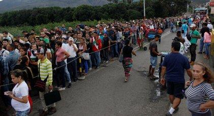 Rechazamos la xenofobia contra inmigrantes venezolanos, denunciamos a los gobiernos de Temer y Maduro