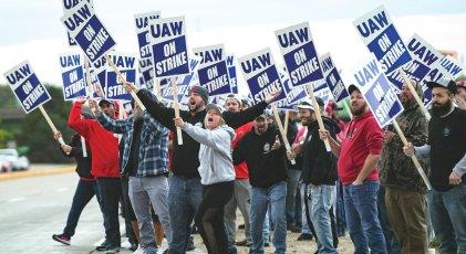 Striketober: por qué las huelgas son tendencia en Estados Unidos