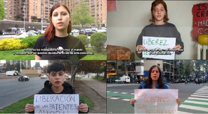 #LiberenLasPatentes es un grito internacional!