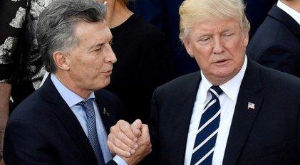 """A pedido de Trump: Macri firma un decreto para declarar """"terrorista"""" a Hezbollah"""