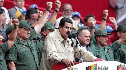 Cómo Maduro y el chavismo allanaron el camino al imperialismo y a la derecha para la ofensiva golpista