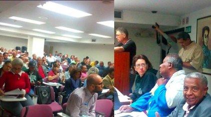 Venezuela: la Intersectorial quiere llevar a los trabajadores tras la agenda de Trump y Guaidó