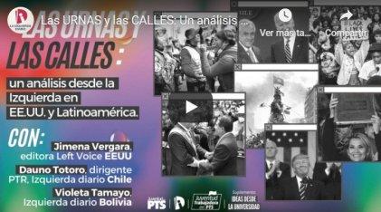 Las urnas y las calles: un análisis desde la izquierda en EE. UU. y Latinoamérica