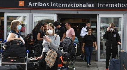 Restringen vuelos internacionales desde Estados Unidos, Europa, Brasil y México