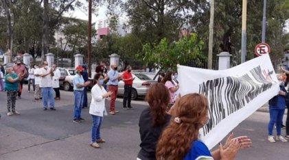Trabajadores del Tránsito Cáceres se organizan en defensa de la salud