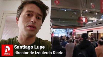 [Video] El Gobierno español manda a millones a trabajar sin medidas contra el contagio