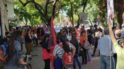 Mendoza: solidaridad con familias de Guernica y pueblo chileno