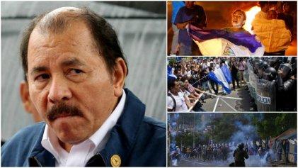 Las protestas contra Ortega y el FSLN: consecuencia natural de su carácter de clase