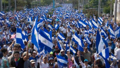 En medio del paro nacional, Ortega desata brutal represión contra nicaragüenses