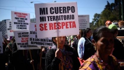 Guatemala a punto de votar una ley contra los derechos de las mujeres y las personas LGBT