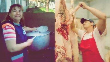 El carnicero y la maestra