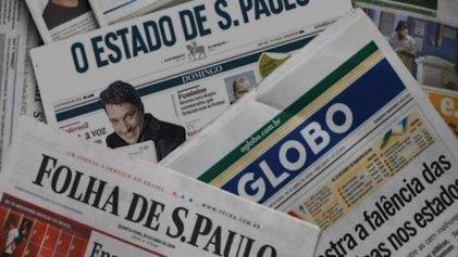 Lo que dicen los editoriales de los principales diarios brasileños