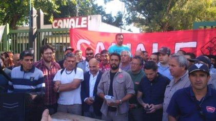 Solidaridad con los trabajadores de Canale y sus familias desde las escuelas