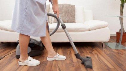 Nordelta: limpiar paraísos ajenos con salarios bajos, sin bono y precarizadas
