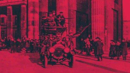 Hace 100 años en Berlín: Revolución y contrarrevolución en Alemania
