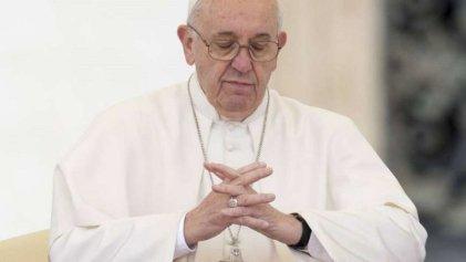 Bergoglio arremete contra el aborto y la eutanasia