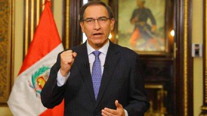 Perú: Martín Vizcarra se pone al servicio de la injerencia norteamericana en Venezuela