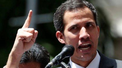 """Con la fachada de la """"ayuda humanitaria"""", Guaidó pide la intervención militar extranjera"""