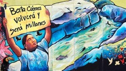 Música para la guardiana de los ríos: canciones en homenaje a Berta Cáceres
