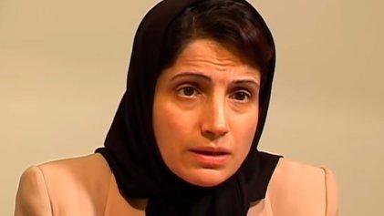 Irán: 38 años de prisión y 148 latigazos, la condena a una abogada de derechos humanos