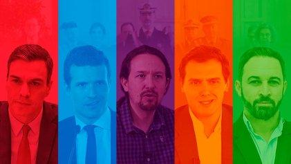 Estado español: la izquierda revolucionaria se pronuncia frente a las elecciones generales
