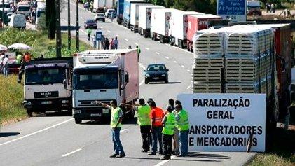 Huelgas en la sanidad y el transporte agitan Portugal