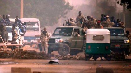 Solidaridad con los trabajadores y el pueblo de Sudán contra la represión del Ejército
