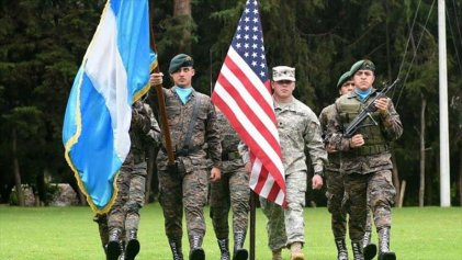 EE.UU. envía tropas a la frontera de México y Guatemala para frenar migración