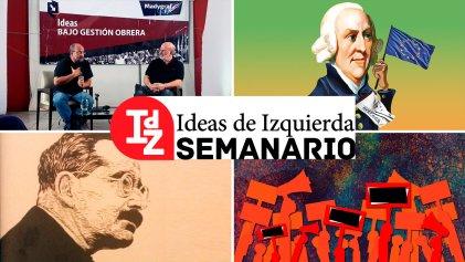 """En IdZ: UE-Mercosur ¿hacia la """"triple dependencia""""?; la izquierda y sus desafíos; debates sobre el Cordobazo, las neurociencias, Benjamin, y más"""