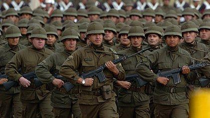 El 9 de Julio desfilarán por Buenos Aires las Fuerzas Armadas pobladas de represores