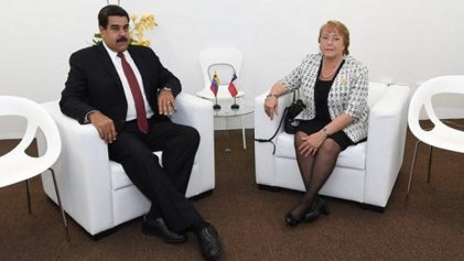Bachelet, los derechos humanos en Venezuela y el llamado al diálogo