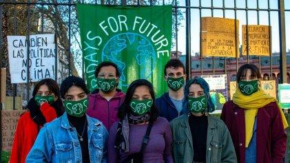 Fridays For Future Argentina: la juventud que lucha contra la crisis climática