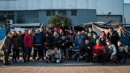 Importante asamblea de los trabajadores de Ran Bat en Burzaco