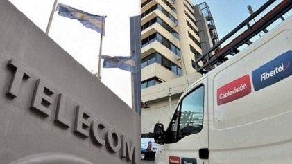 Telecom-Cablevisión y SATSAID sellan el pacto de Macri-Fernández