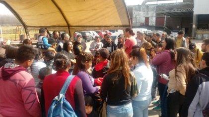 [Video] Club Obrero MadyGraf: solidaridad hacia los trabajadores de PepsiCo en lucha