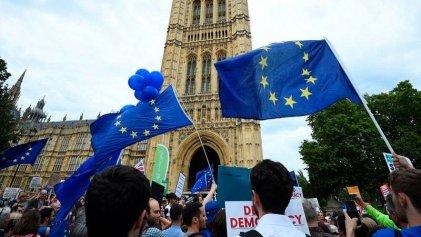 Crisis constitucional en el Reino Unido: Johnson suspende el Parlamento