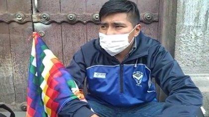 """Cerco mediático en Bolivia: """"Camacho tiene a la prensa comprada"""""""