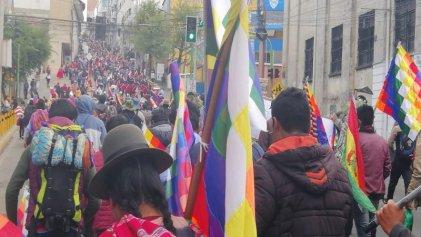 """Bolivia: con acuerdos parlamentarios y sindicales inicia la """"pacificación"""" al servicio del régimen golpista"""
