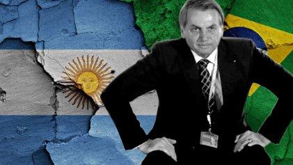 Recalculando: Bolsonaro dijo que el comercio entre Argentina y Brasil no cambiará con el recambio presidencial