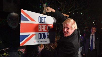 El Brexit y el triunfo de Boris Johnson