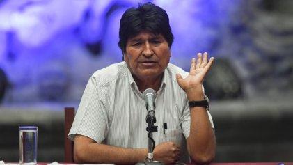 Evo Morales denuncia detención ilegal de cronista de La Izquierda Diario y jóvenes alteños