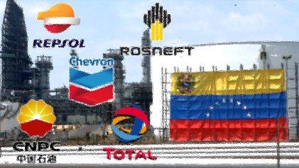 Petróleo, geopolítica y el saqueo en curso en Venezuela
