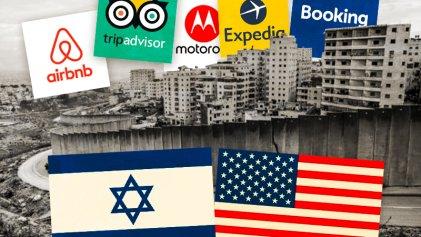El negocio de la ocupación sionista: las 112 empresas que operan en territorios palestinos